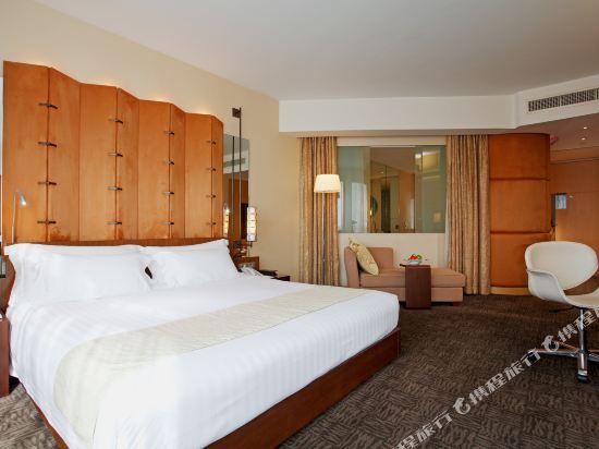 曼谷盛泰瀾中央世界商業中心酒店(Centara Grand at Centralworld)俱樂部豪華房