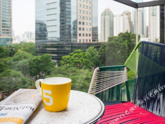 曼谷無線路英迪格酒店(Hotel Indigo Bangkok Wireless Road)Chaiyapruek行政房