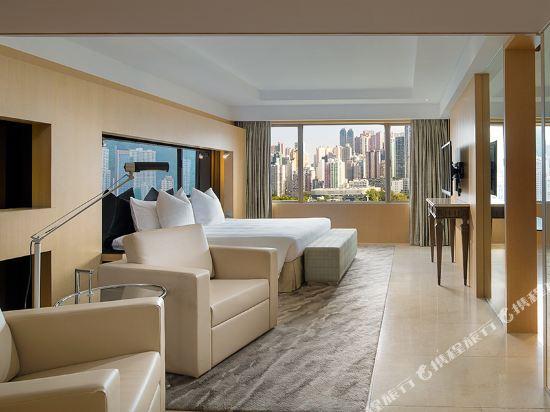香港柏寧鉑爾曼酒店(The Park Lane Hong Kong a Pullman Hotel)鉑爾曼套房