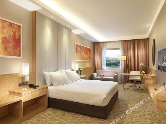 吉隆坡雙威太子大酒店(Sunway Putra Hotel, Kuala Lumpur)俱樂部套房
