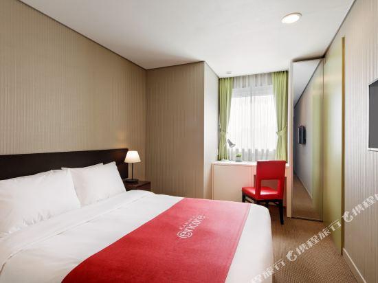 首爾東大門華美達安可酒店(Ramada Encore by Wyndham Seoul Dongdaemun)標準房
