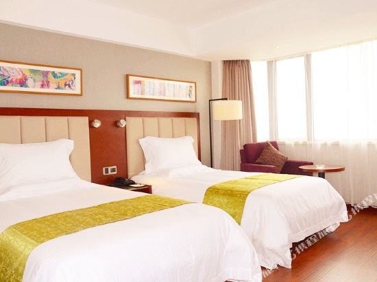 深圳華強北和頤酒店和頤景觀雙床房