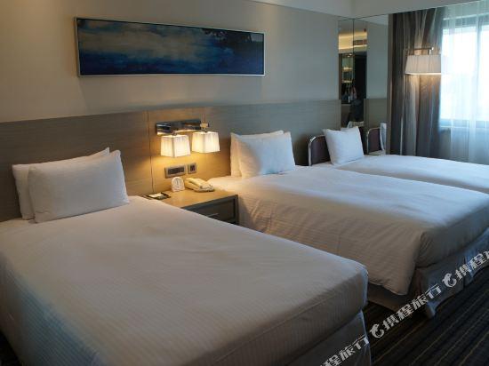台北三德大飯店(Santos Hotel)行政三人房