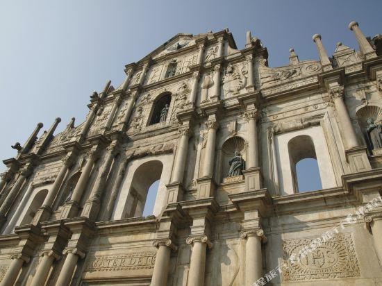 澳門文華東方酒店(Mandarin Oriental Macau)周邊圖片