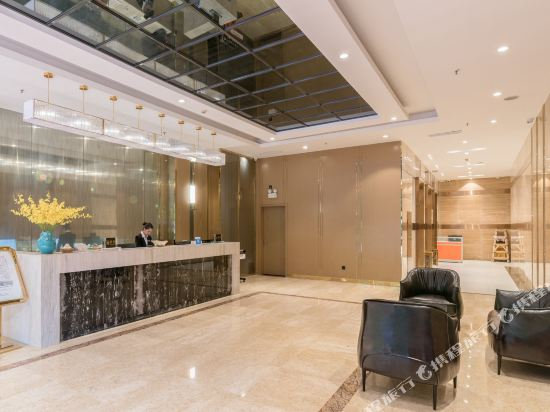 桔樹國際公寓(廣州珠江新城店)(Orange International Apartment (Guangzhou Zhujiang New City))公共區域