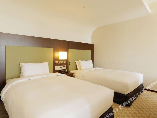 札幌京王廣場飯店(Keio Plaza Hotel Sapporo)歐式風格奢華景觀套房