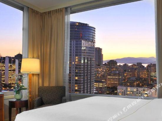 温哥華威斯汀大酒店(The Westin Grand, Vancouver)威斯汀健身套房
