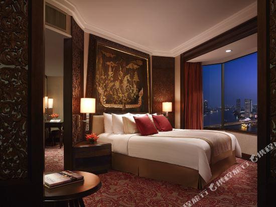 曼谷香格里拉酒店(Shangri-La Hotel Bangkok)Premier Suite SLBK