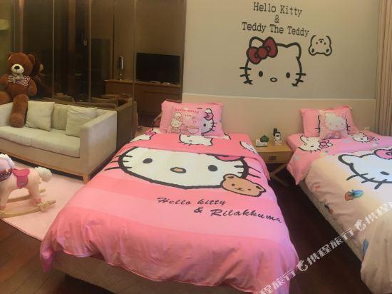 伊蓮·薩維爾國際酒店公寓(廣州珠江新城店)親子房