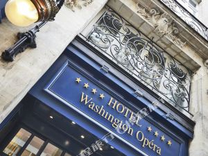 巴黎金色鬱金香華盛頓劇院酒店