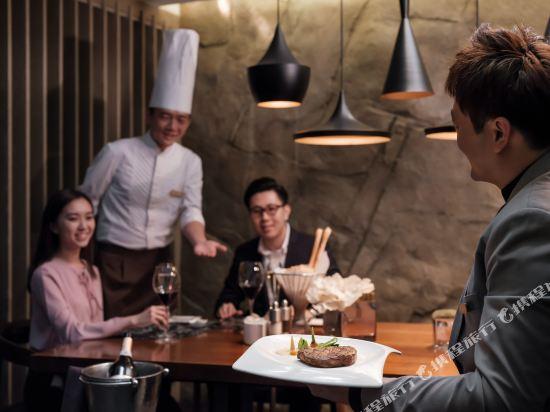 如心艾朗酒店(L'hotel élan)西餐廳