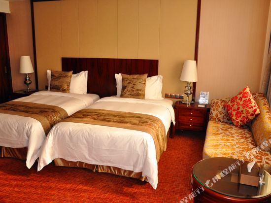 北京中樂六星酒店(Zhongle Six Star Hotel)豪華標間