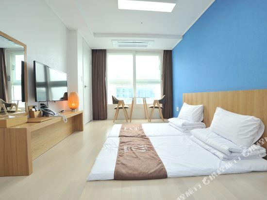 海雲台馬克酒店(Hotel the Mark Haeundae)Oriental客房