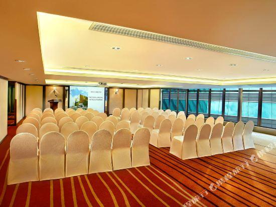 香港皇家太平洋酒店(The Royal Pacific Hotel and Towers)會議室