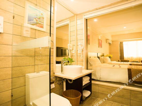 珠海寰庭精品酒店(Aqueen Hotel)行政雙床房