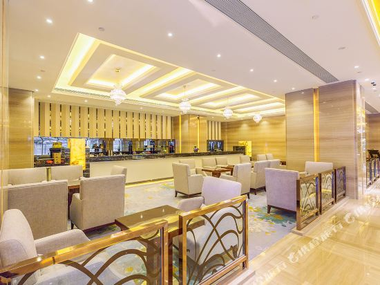 珠海拱北東方印象大酒店(The Oriental Impression Hotel)咖啡廳
