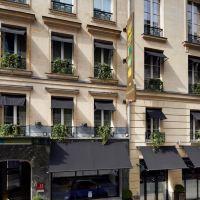巴黎米尼斯特爾酒店酒店預訂