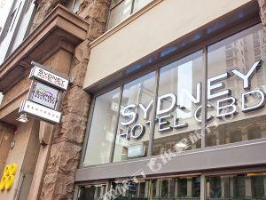 悉尼中央商業區酒店