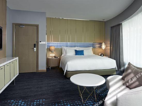 鉑爾曼吉隆坡城市中心大酒店(Pullman Kuala Lumpur City Centre Hotel & Residences)豪華行政房(直通休息室)