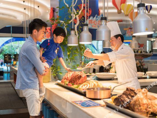 珠海長隆企鵝酒店(Chimelong Penguin Hotel)餐廳