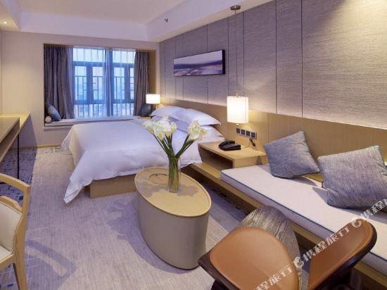 東方銀座國際酒店(東莞松山湖店)(Oriental Ginza International Hotel (Dongguan Songshan Lake))高級大床房