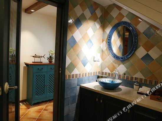 美豪酒店(深圳機場店)(Mehood Hotel)地中海複式主題房