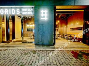 東京淺草橋旅舍(Grids Tokyo Asakusa-Bashi Hotel&Hostel)