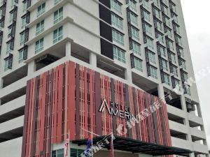 新山阿梅林精品酒店(Amerin Boutique Hotel Johor Bahru)