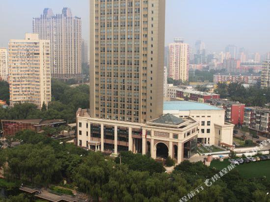 北京漁陽飯店(Yu Yang Hotel)外觀