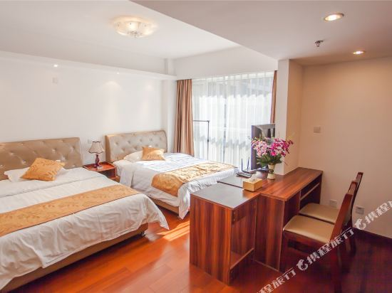 City Guest Holiday Apartment (Qingdao Laoshan Damuzhi Shenlan Apartment)