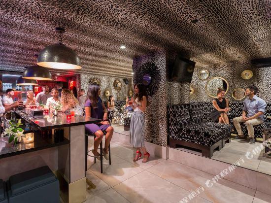 紐約優雅精品室友酒店(Room Mate Grace Boutique Hotel New York)酒吧