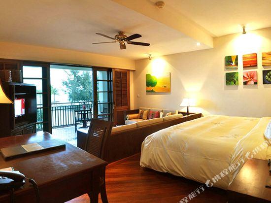峴港富麗華別墅酒店(Furama Villas Danang)海洋一室套房