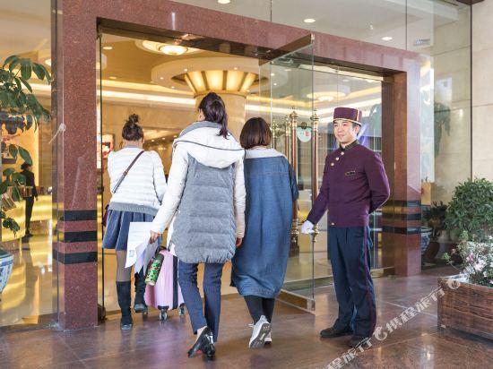 昆明錦華國際酒店(Jinhua International Hotel)公共區域