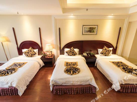 昆明錦華國際酒店(Jinhua International Hotel)三人間