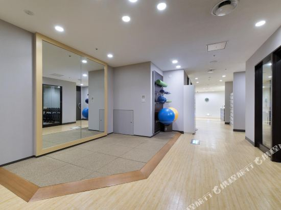 東京希爾頓酒店(Hilton Tokyo Hotel)健身房