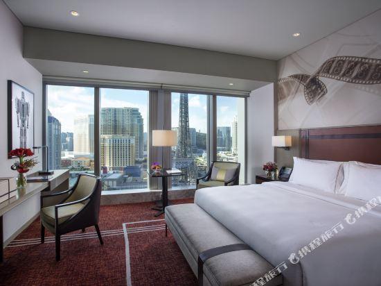 澳門新濠影匯酒店(Studio City Hotel)明星尊尚路氹景觀客房