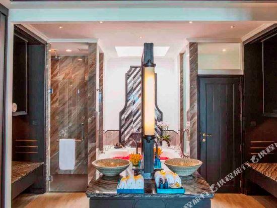 芭堤雅洲際度假酒店(InterContinental Pattaya Resort)園景露台洲際俱樂部套房