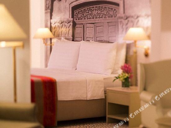 良木園酒店(Goodwood Park Hotel)兩卧室套房