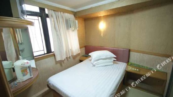 HONG KONG ASTRONAUTS HOTEL