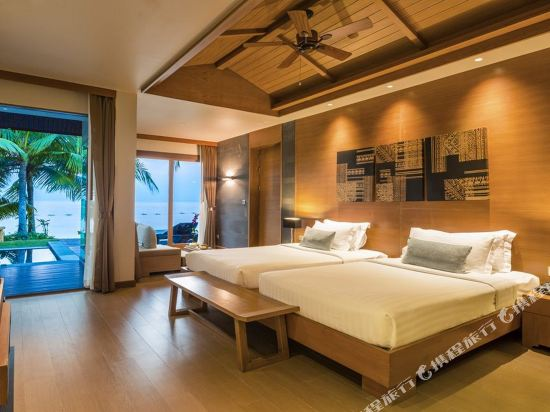 大海沙灘陽光度假酒店(Sea Sand Sun Resort and Villas)海景泳池別墅套房
