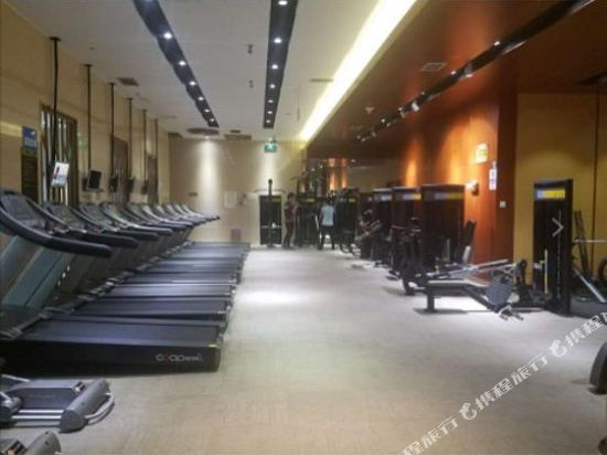 北京長白山國際酒店(Changbaishan International Hotel)健身房