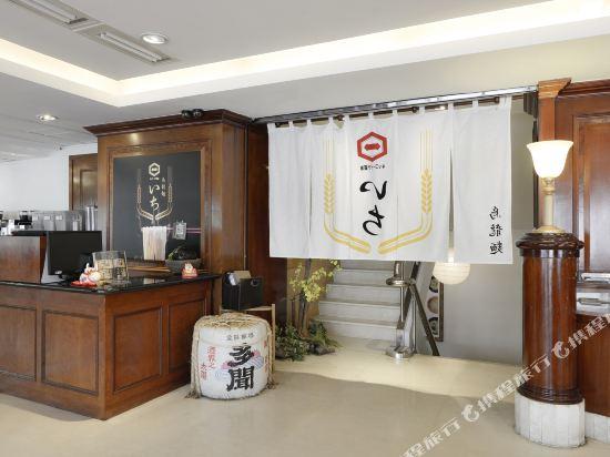 高雄陽光大飯店(Hotel Sunshine)餐廳