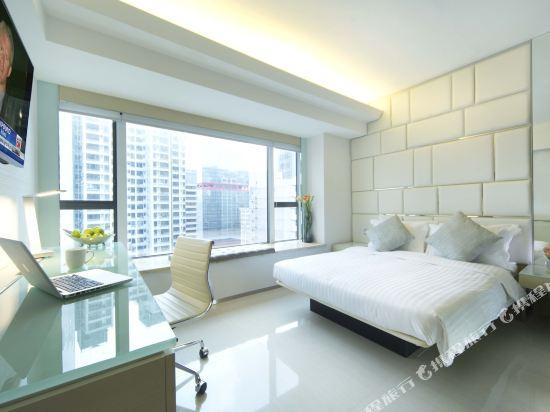香港富薈上環酒店(iclub Sheung Wan Hotel)商薈三人房