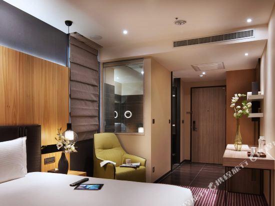 豐邑逢甲商旅(La Vida Hotel)標準雙人房(無窗)