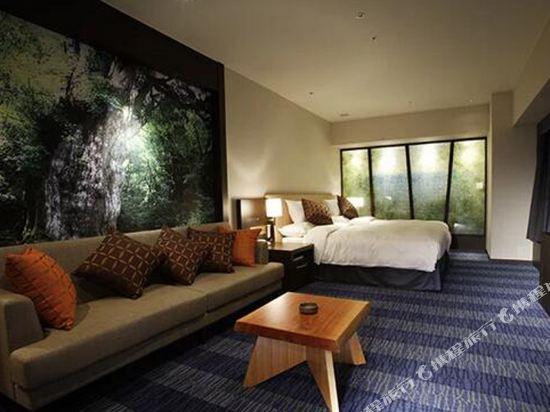 大阪麗嘉皇家酒店(Rihga Royal Hotel)塔翼-自然舒適樓層-套房(雙床)