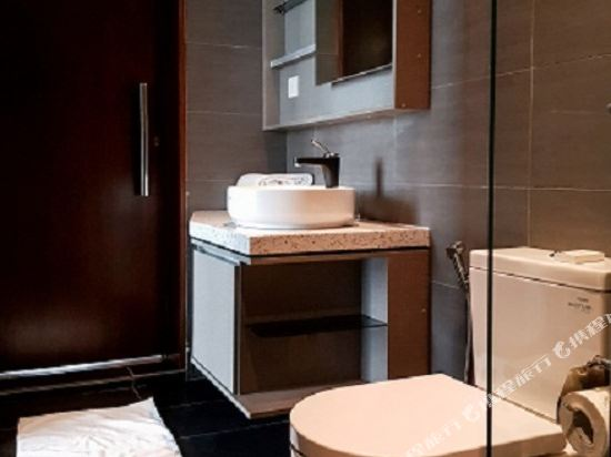 吉隆坡星匯公寓式酒店(Expressionz Professional Suites by MyKey Global)豪華一室房