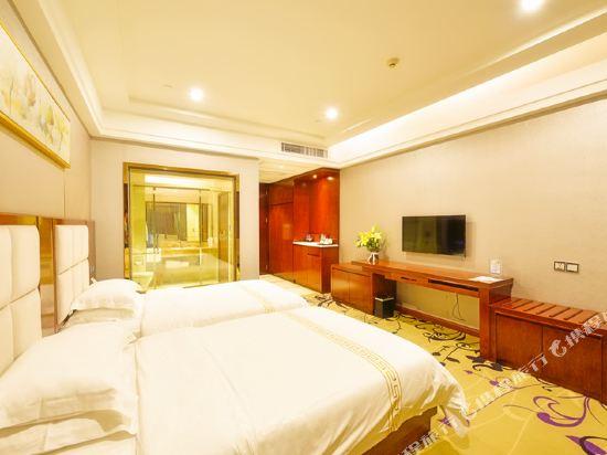 百合酒店(佛山樂從天佑城店)(原畔灣店)(Bai He Hotel (Foshan Lecong Tianyoucheng))高級雙人房