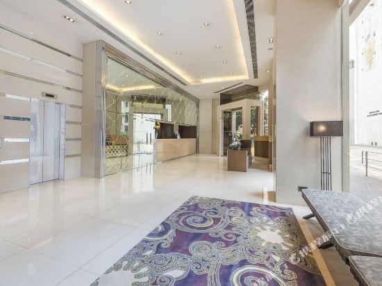 香港海景絲麗酒店(Silka Seaview Hotel)公共區域
