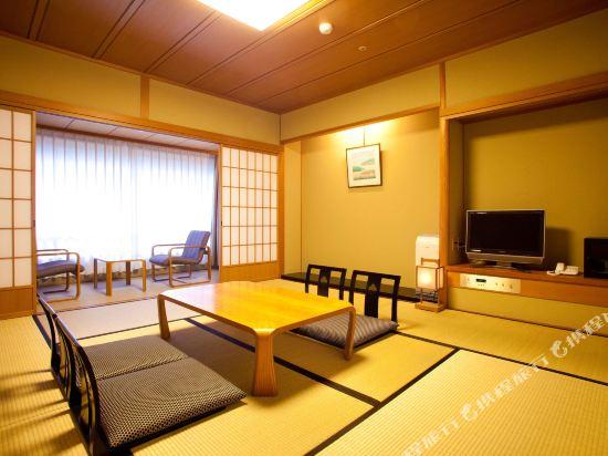 京都嵐山Ranzan酒店(Kyoto Arashiyama Ranzan Hotel)日式房