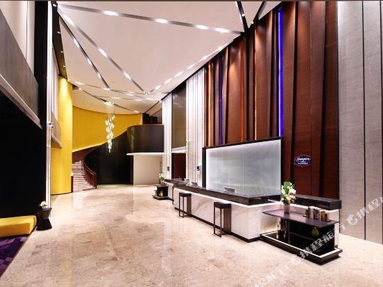 上海虹橋國家會展中心希爾頓歡朋酒店(Hampton by Hilton Shanghai Hongqiao Necc)公共區域